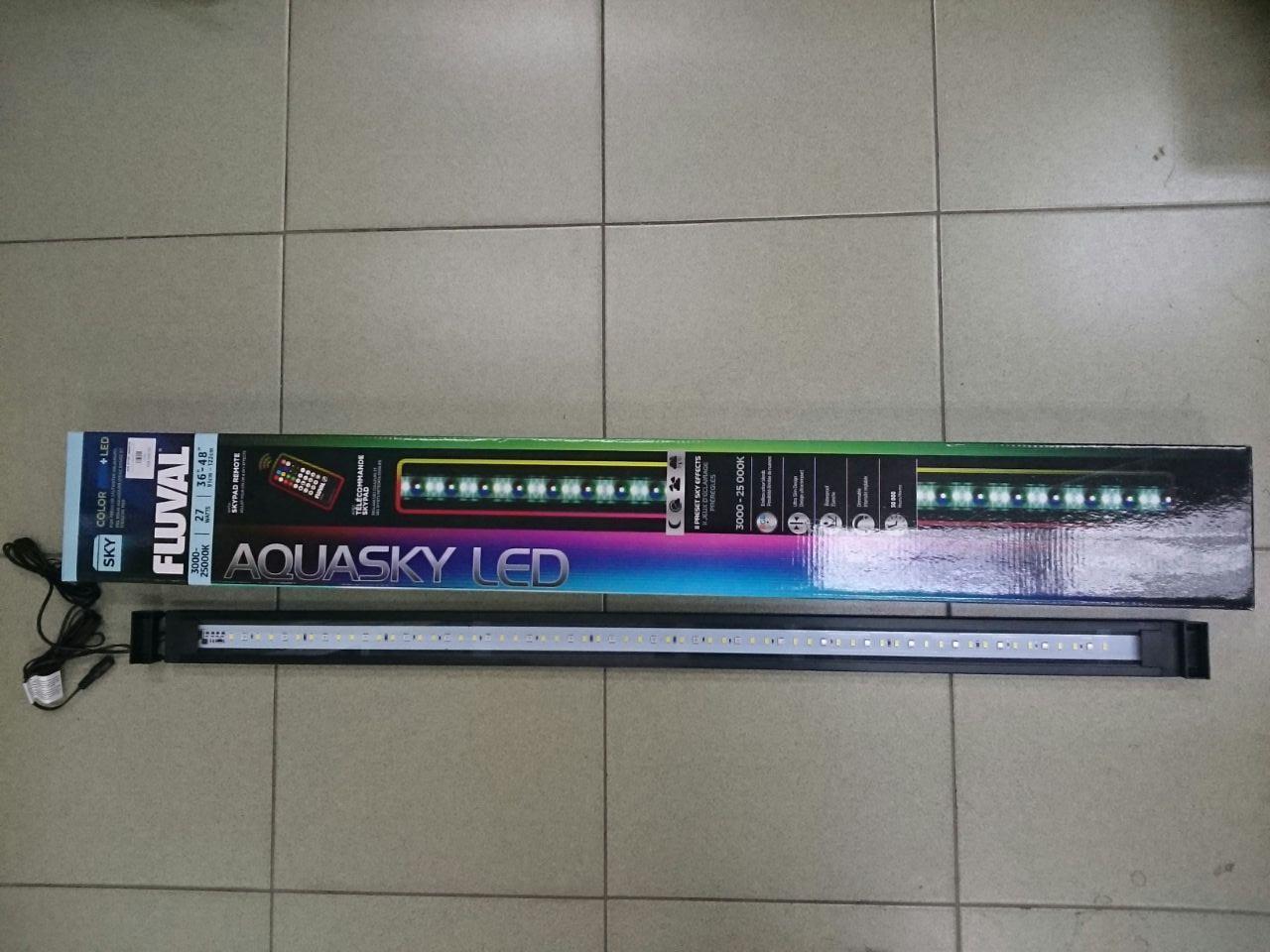 Fluval aquasky led strip light 27w end 5132019 415 pm fluval aquasky led strip light 27w mozeypictures Gallery