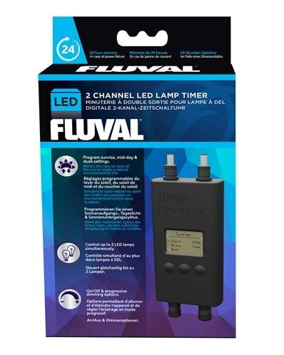 Fluval Digital Led Dual Lamp Timer