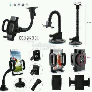 Fly Car Universal 360 Degree Car Mount GPS Holder no.2107-D