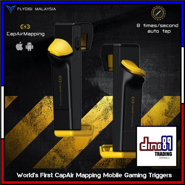 Flydigi Stinger - CapAir Trigger for Mobile Phone