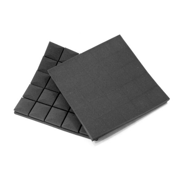 Foam Acoustic Panels - Tile Wedge Foam