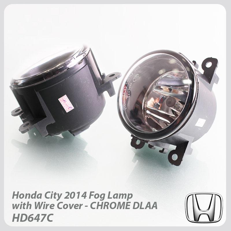 Fog Light With Wire Cover Chrome DLAA (end 4/4/2018 5:15 PM)