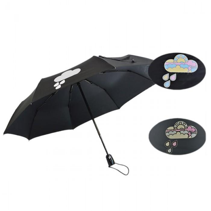Umbrella Stand Lelong: Foldable Anti-UV Umbrella Magic Sky (end 4/23/2018 5:15 PM