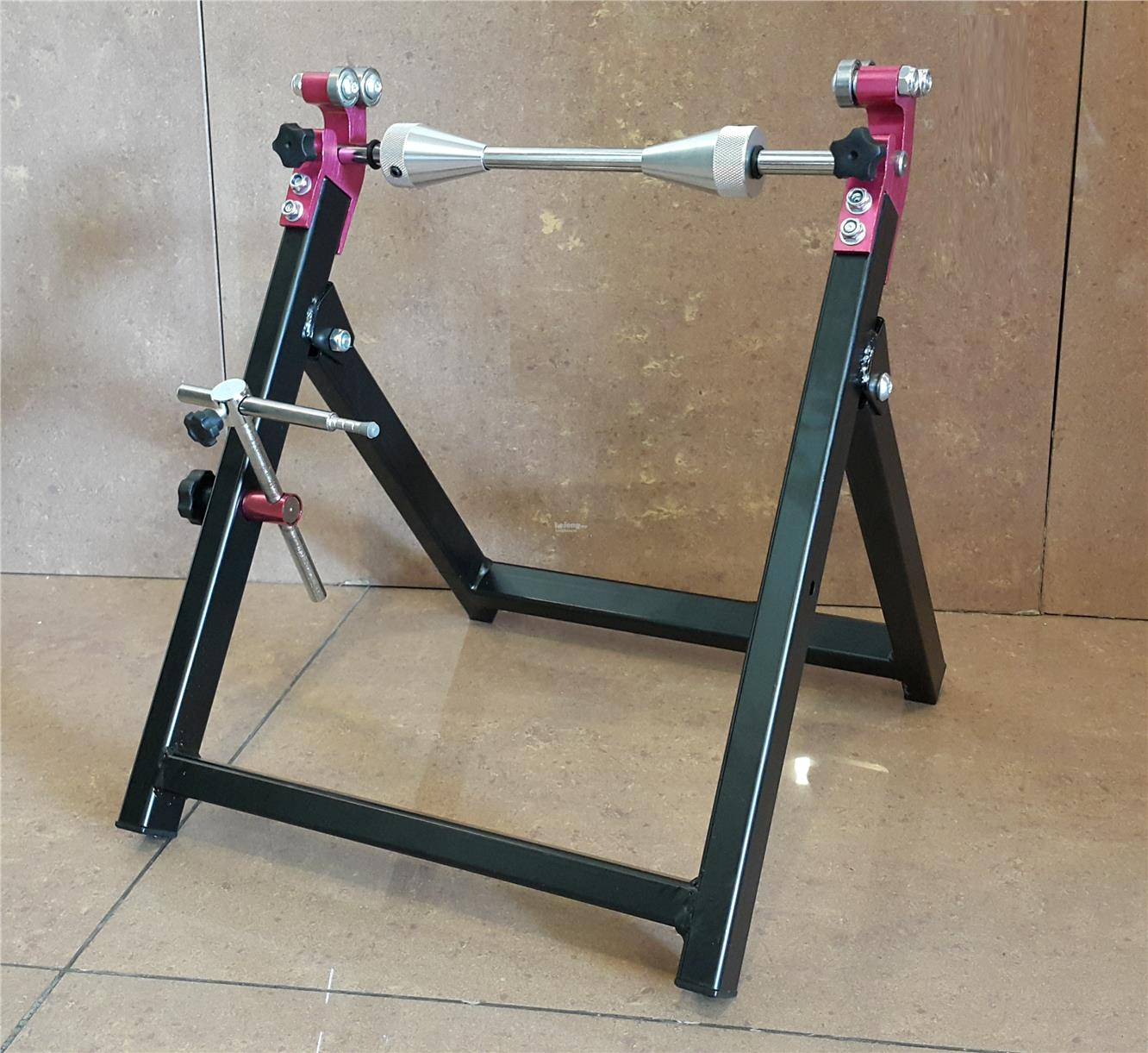 Foldable Motorycycle Wheel Balancer ID229412