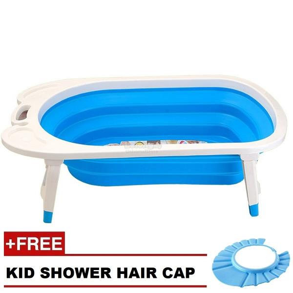 Foldable Portable Baby Bath Tubs L (end 10/31/2018 10:46 AM)