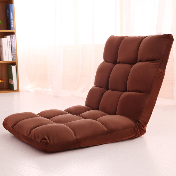 Foldable Tatami Comfortable Lazy Sofa Chair Seat Bed Foam
