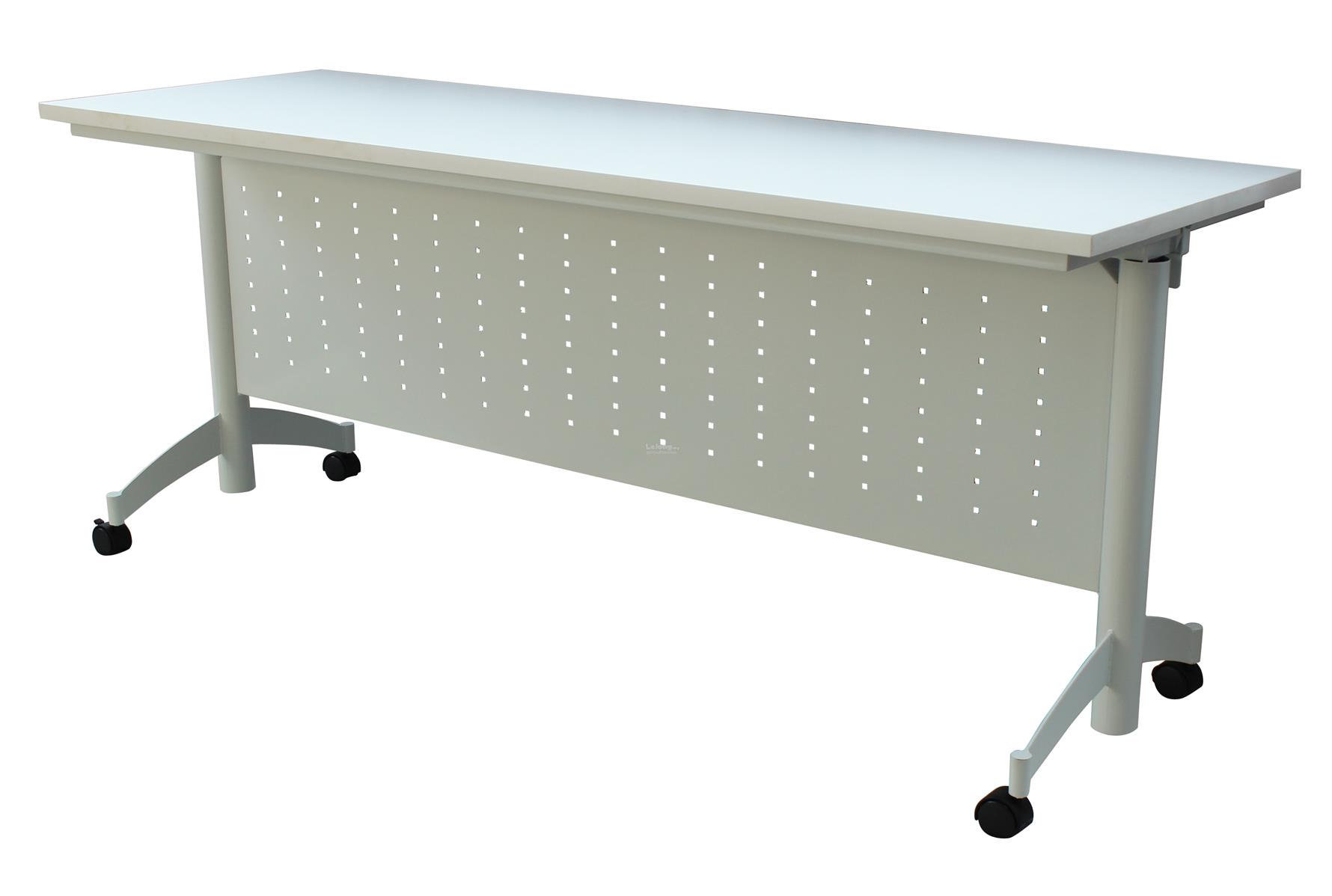 Foldable Training Meeting Workstat End AM - Foldable training table