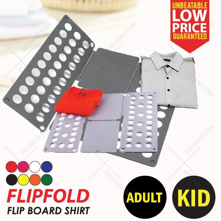 Folding Board Shirt Flip Fold Lazy (end 11/19/2019 10:15 AM)