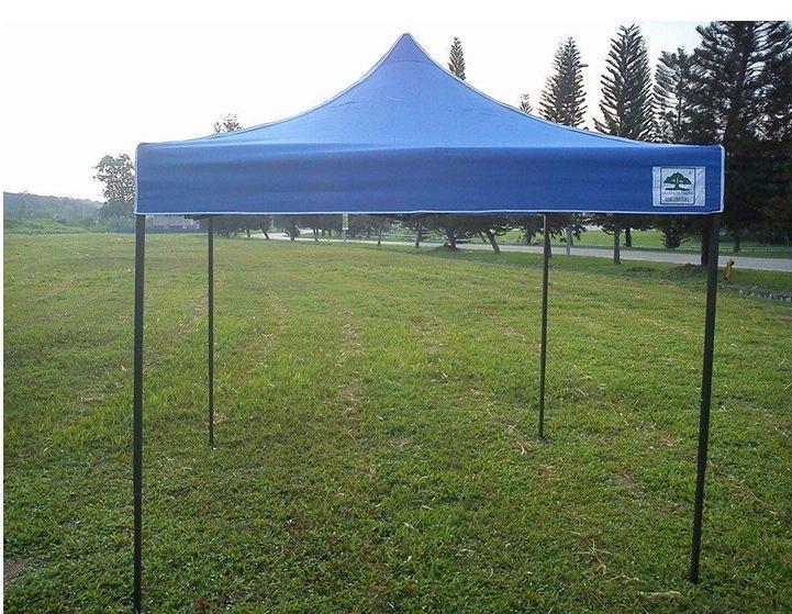 Folding Canopy 2.5m x 2.5m / 2m x2m Tent Kanopi Grade B & Folding Canopy 2.5m x 2.5m / 2m x2m (end 4/10/2019 3:15 PM)
