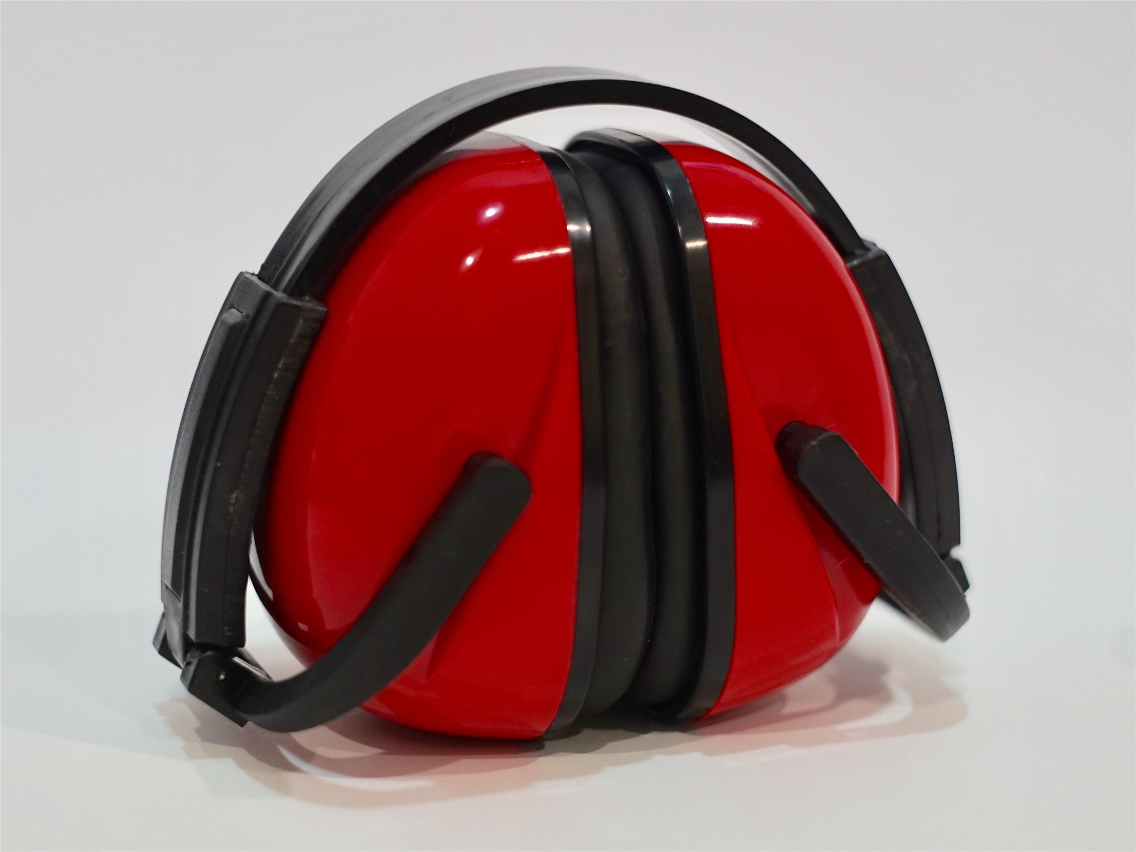 Folding Safety Earmuffs Ear Muffs Hearing Protection PPE