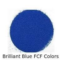 Food Grade Blue Color Brilliant 1kg Pack