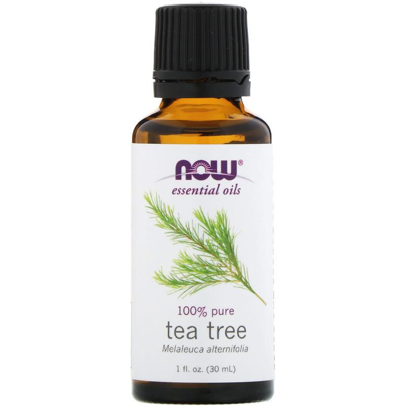 Now Foods, 100% Pure Tea Tree Essential Oil (30 ml)