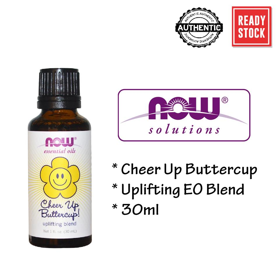 Now Foods, Cheer Up Buttercup, Uplifting Essential Oil Blend (30ml)