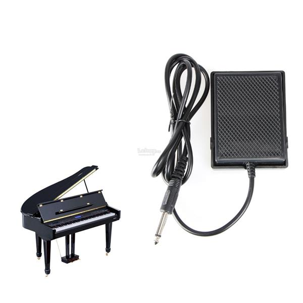 Foot Sustain Pedal for Yamaha Electronic Keyboard Piano Sustain Ped
