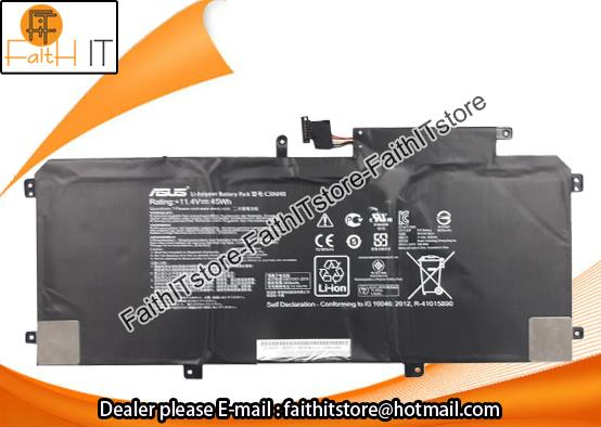 For Asus U305CA6Y54 U305FA U305UA UX305 C31N1411 Battery