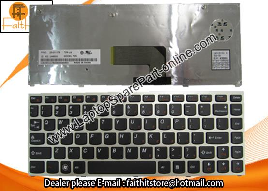 For Lenovo IdeaPad U460 U460S U460A Laptop Keyboard