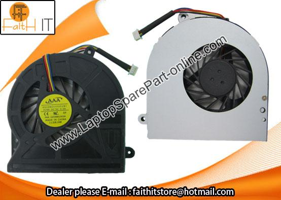 For Toshiba C650 C655 C650D Asus N73 4 Pin Cpu Fan