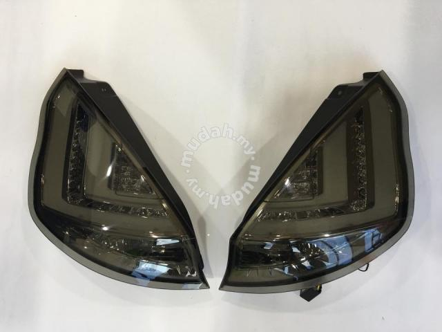 Ford Fiesta 09-14 Led Tail Lamp Smoke Taiwan