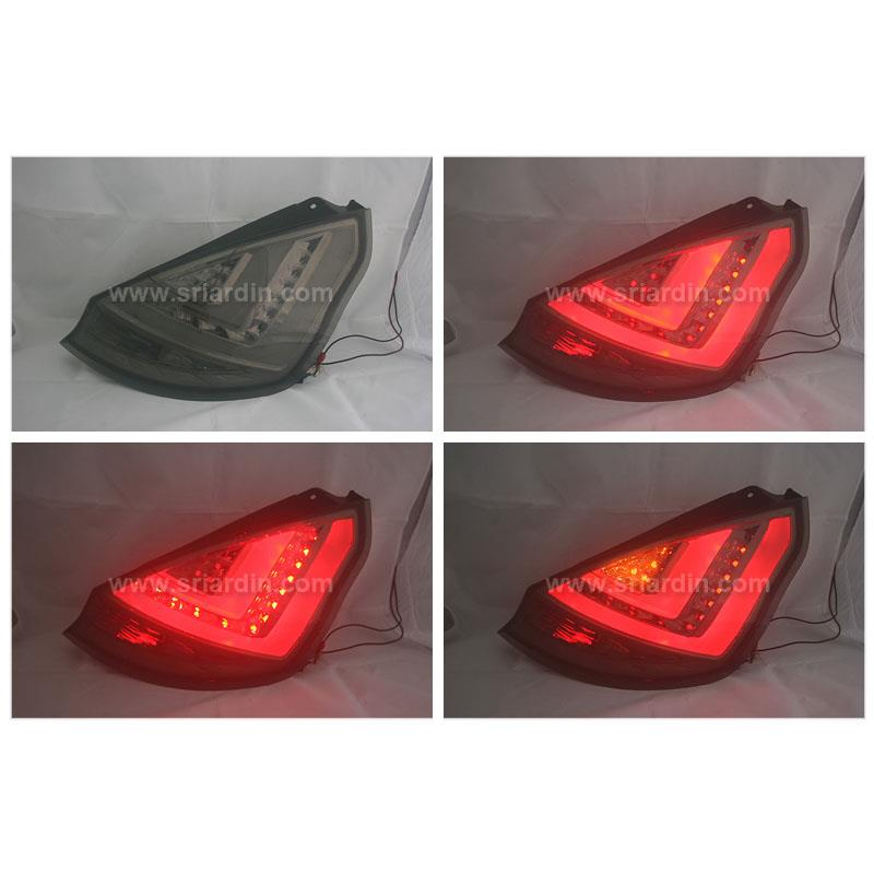 Ford Fiesta 11-15 Light Bar LED Tail Lamp