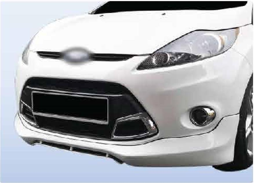 Ford Fiesta Bodykit ABS