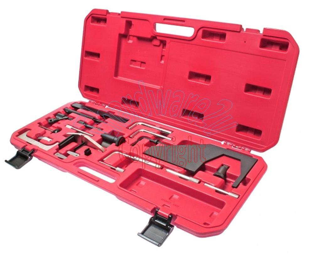 FORD MAZDA COMPREHENSIVE TIMING TOOL KITS (4676)