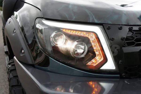Ford ranger t6 11 15 led light ba end 4232020 1047 pm ford ranger t6 11 15 led light bar projector head lamp hl 186 mozeypictures Choice Image