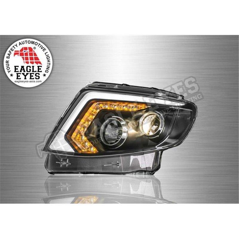 FORD RANGER T6 2011-2014 EAGLE EYES LED Light Bar Lamp