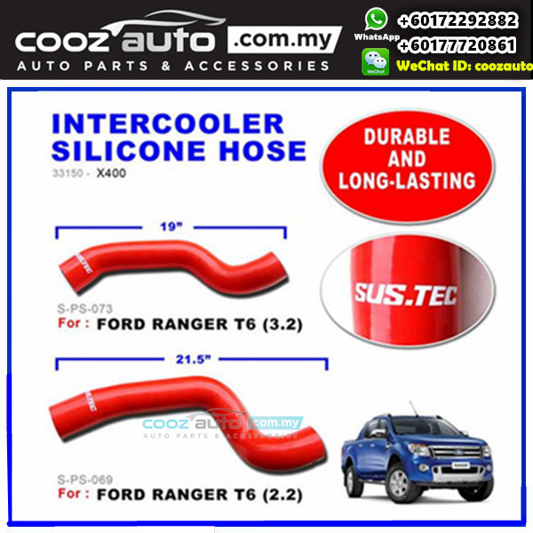 Turbo Kit Ranger 2 3: Ford Ranger T6 3.2 Diesel 2012-2015 (end 5/10/2020 3:32 PM