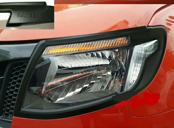 Ford Ranger T6 Head Lamp Cover