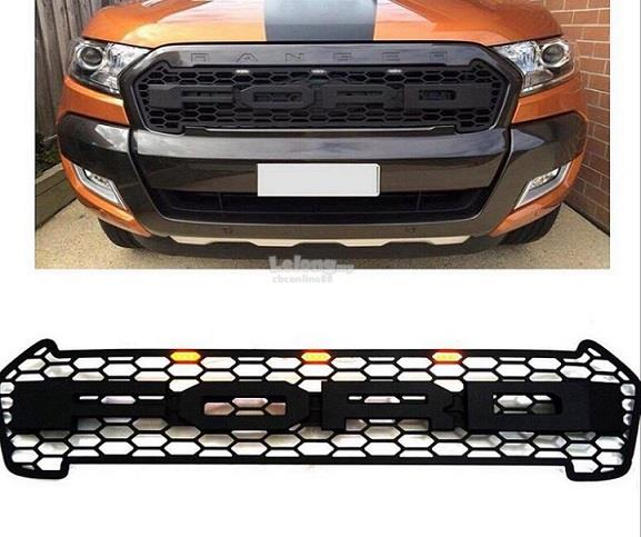 Ford Ranger T7 Led Front Grill End 10 5 2018 12 41 Pm