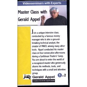 Image result for Master Class with Gerald Appel