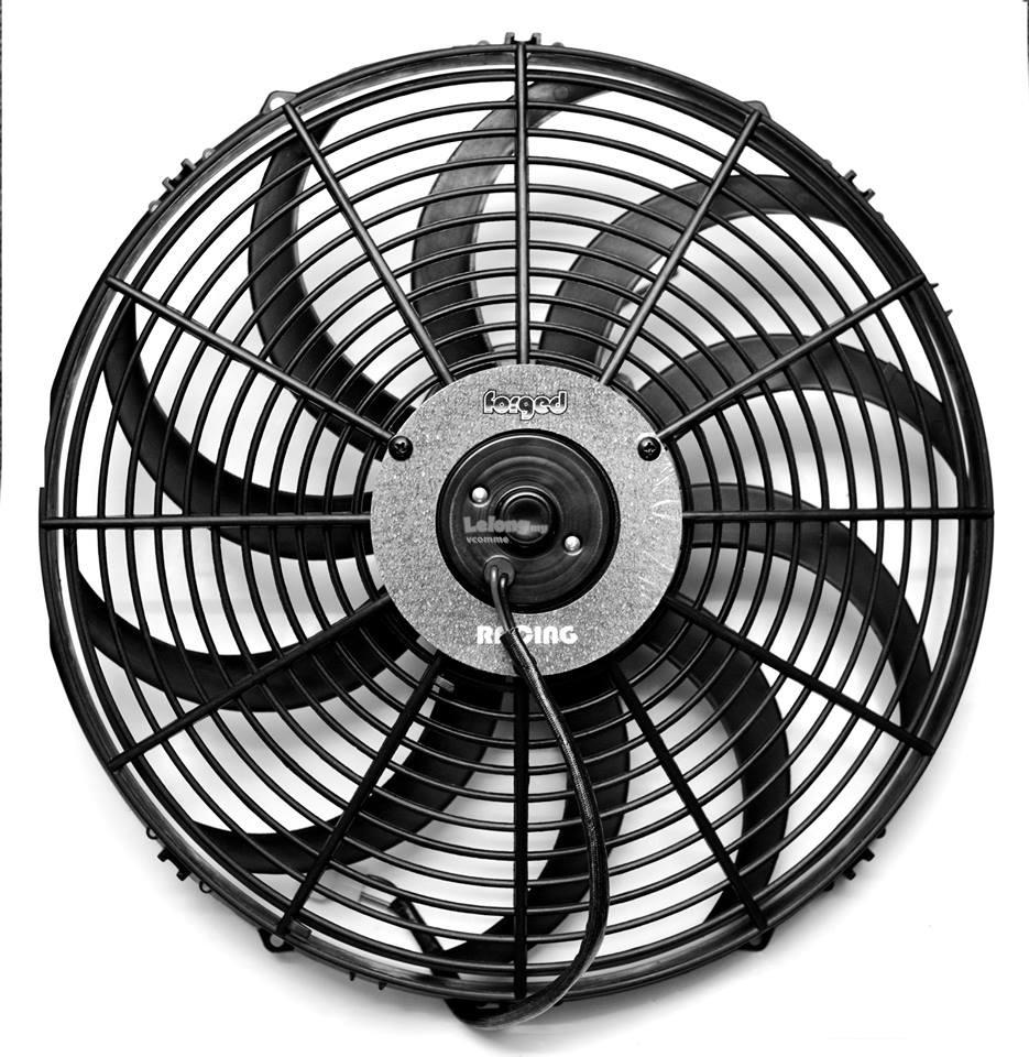 High Speed Fan : Forged racing radiator fan high end pm