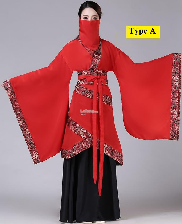 Formal Han Cheongsam for women