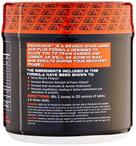 Formutech Nutrition Endurance BCAA Plus, Designed for Training Harder and Long