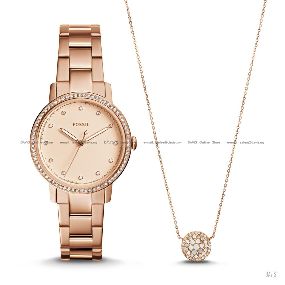 Fossil Es4330set Women S Neely Watch End 3 29 2020 4 40 Pm