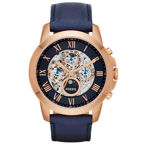en watches cable blue gc force leather watch mens s men fashion