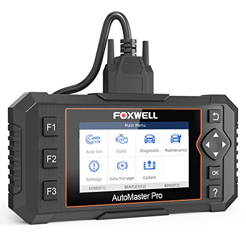 FOXWELL NT624 Elite Obd2 Scanner Automotive All Systems Diagnostic Scan Tools