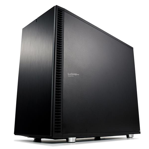 FRACTAL DESIGN DEFINE S2 BLACKOUT TG ATX CHASSIS