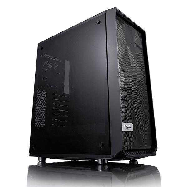 FRACTAL DESIGN MESHIFY C BLACKOUT TEMPERED GLASS CASE