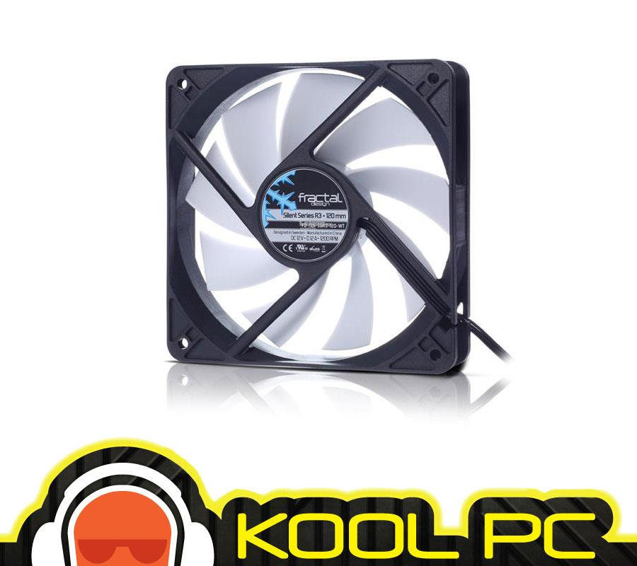 # FRACTAL DESIGN SILENT SERIES R3 120MM CHASSIS FAN