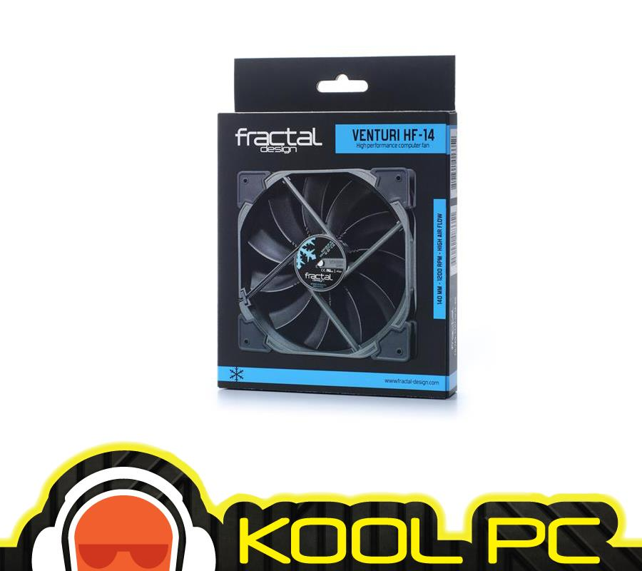 * Fractal Design Venturi HF-14 140mm Case Fan