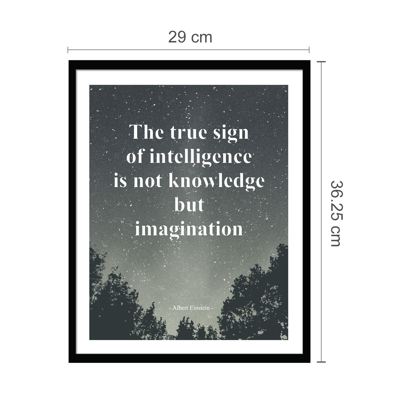 Frame Sticker Quote True Sign Of In End 8132020 1134 Pm