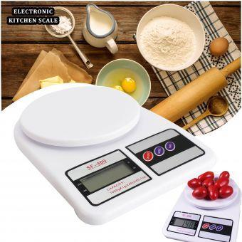 [Free Battery]Electronic Kitchen Scale 1g-10kg