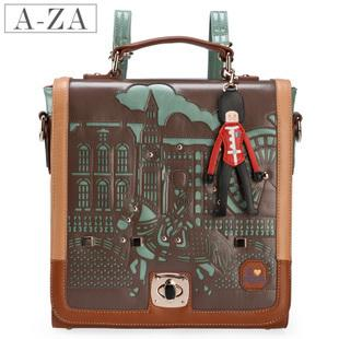 Free Delivery Aza Prince Series Camera Shoulder Bag Backpack Handbag