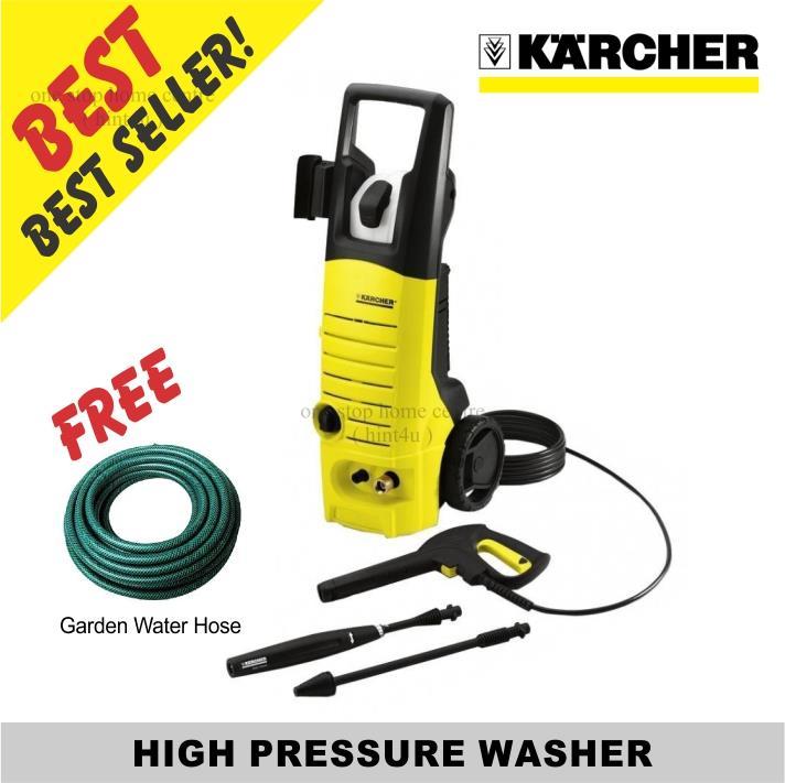 Best Pressure Washer 2020.Free Garden Water Hose X 1 Karcher High Pressure Washer K3 450