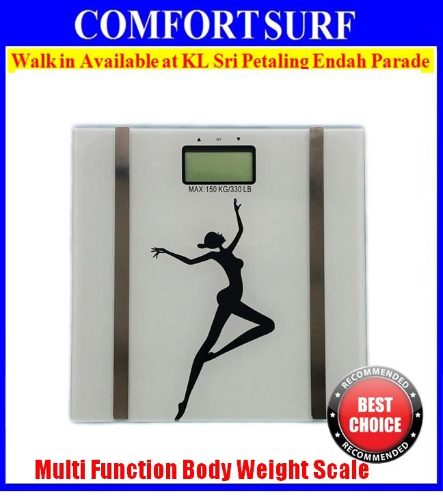 Best Body Fat Scale 2020 FREE GIFT+ Multi Functions Body FAT (end 8/10/2020 5:51 PM)