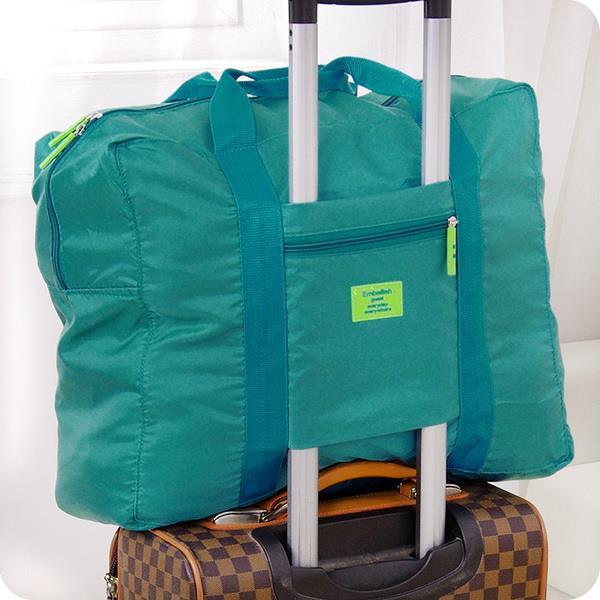 61f66fd8ee19 Free Gift RM5 - Foldable Travel Bag /Multi Purpose Bag/Luggage/GYM Bag