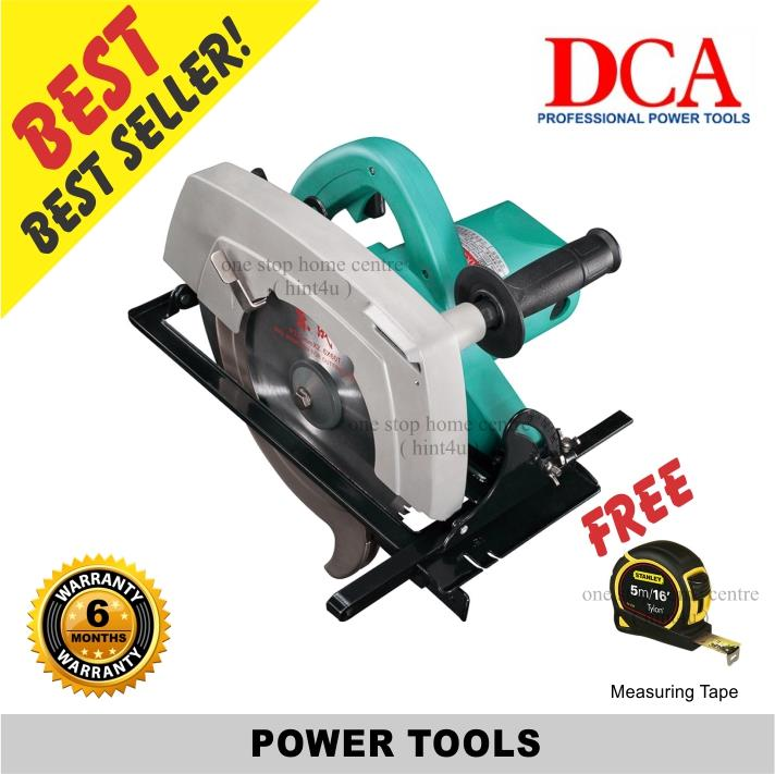 Best Circular Saw 2020.Free Measuring Tape Dca Amy 235 9 Circular Saw Without Blate
