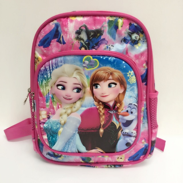 c5081741d29 (Free pencil bag)high quality kids bag backpack Mickey frozen Thomas