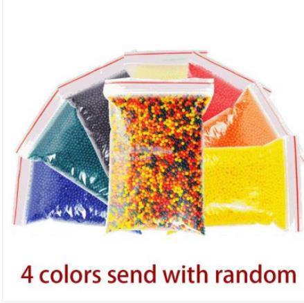 Free Shipping 20000Pcs Crystal Soil Water Beads For Spa/Toy/Deco